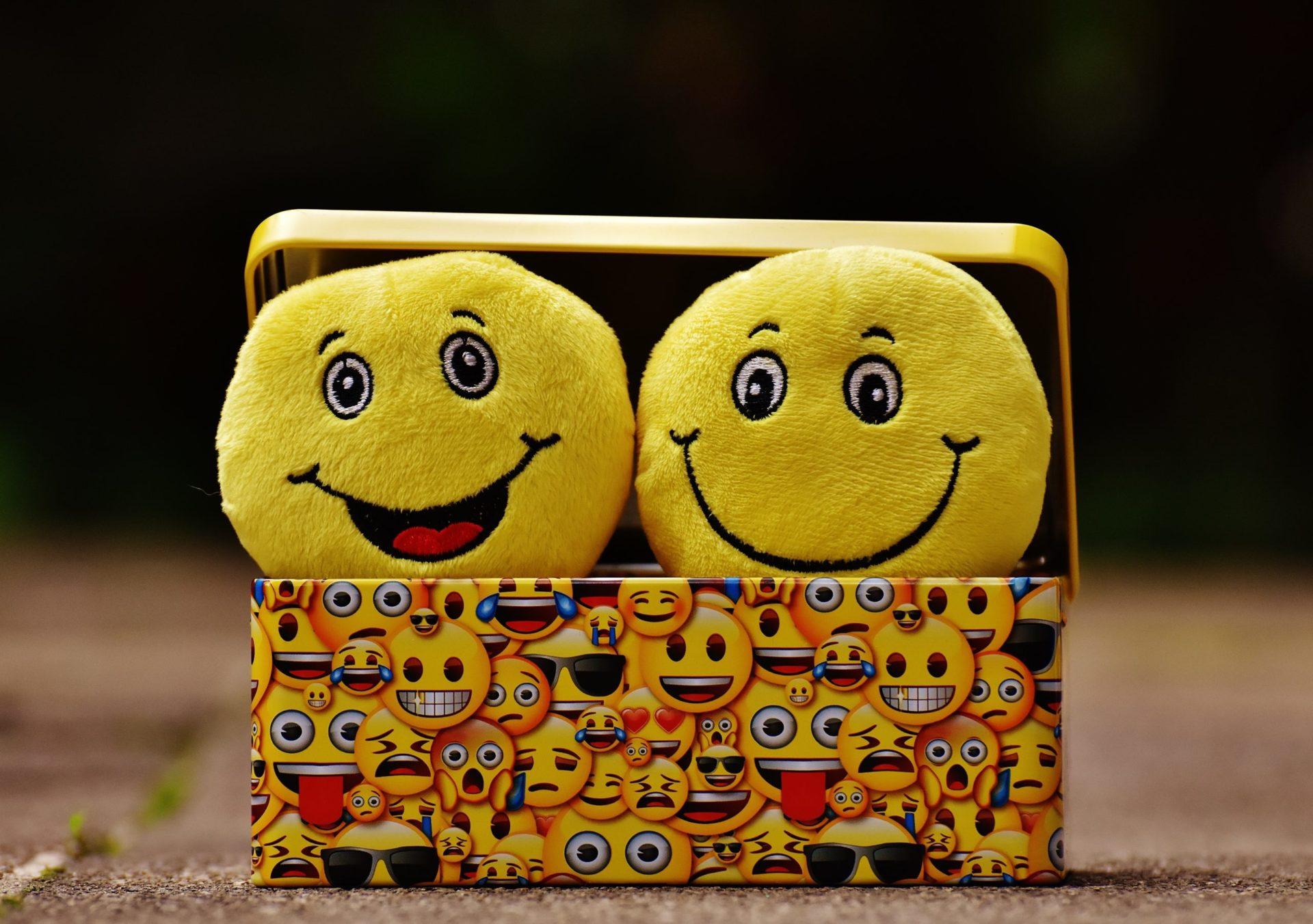 Es gibt Millionen von Gründen um zu lächeln!